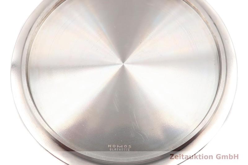 gebrauchte Luxusuhr Nomos Club Stahl Handaufzug Kal. Alpha Ref. 708  | 2001067 _1