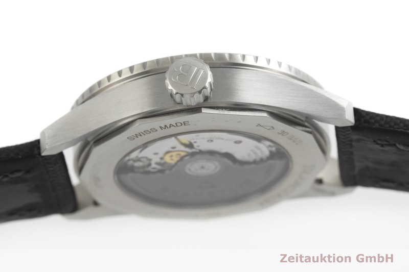 gebrauchte Luxusuhr Blancpain Fifty Fathoms Stahl Automatik Kal. 1150 Ref. 5100B1110    2001083 _0