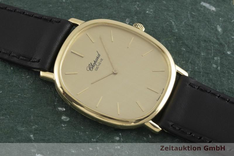 gebrauchte Luxusuhr Chopard Geneve 18k Gold Quarz Kal. 608 Ref. 2206  | 2001130 _1