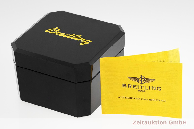 gebrauchte Luxusuhr Breitling Colt Chronograph  Chronograph Stahl Quarz Kal. B53, ETA 251.262 Ref. A53350    2001133 _0