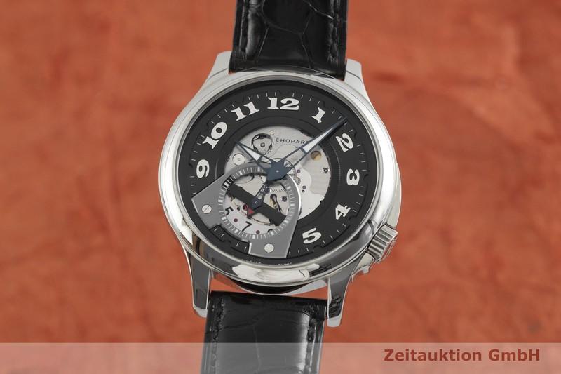 gebrauchte Luxusuhr Chopard L.U.C. Stahl Automatik Kal. 96T Ref. 8490 LIMITED EDITION   2001143 _0