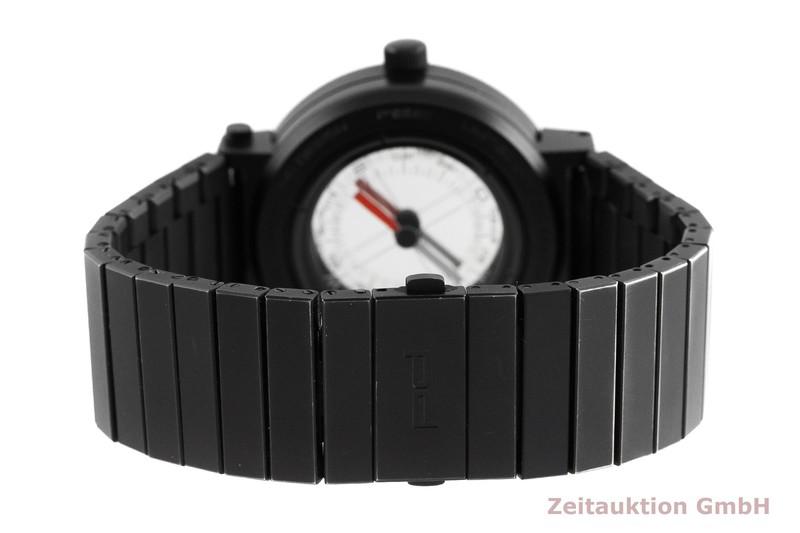 gebrauchte Luxusuhr Porsche Design Compass Stahl Automatik Kal. SW 300 Ref. 270.275, 6520.13.41.0270HN LIMITED EDITION | 2001178 _1