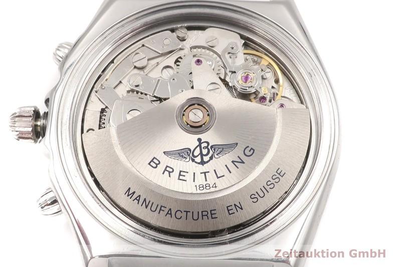 gebrauchte Luxusuhr Breitling Chronomat Chronograph Stahl / Gold Automatik Kal. B13, ETA 7750 Ref. D13050 LIMITED EDITION   2001210 _0