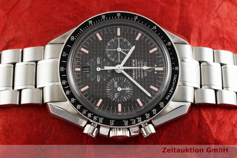 gebrauchte Luxusuhr Omega Speedmaster Chronograph Stahl Automatik Kal. 3301 Ref. 35525900, 178.0028  | 2001217 _0