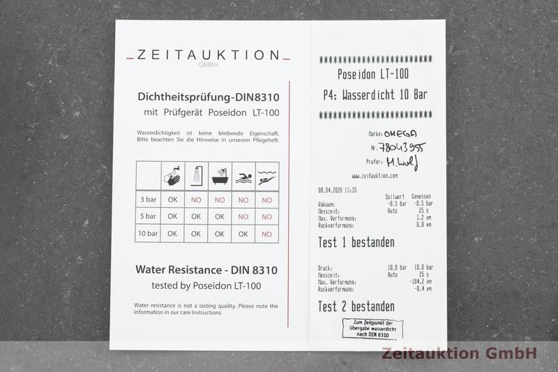 gebrauchte Luxusuhr Omega Speedmaster Chronograph Stahl Automatik Kal. 3301 Ref. 35525900, 178.0028  | 2001217 _1