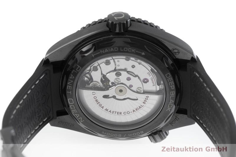 gebrauchte Luxusuhr Omega Seamaster Keramik Automatik Kal. 8906 Ref. 215.92.46.22.01.001  | 2001219 _0