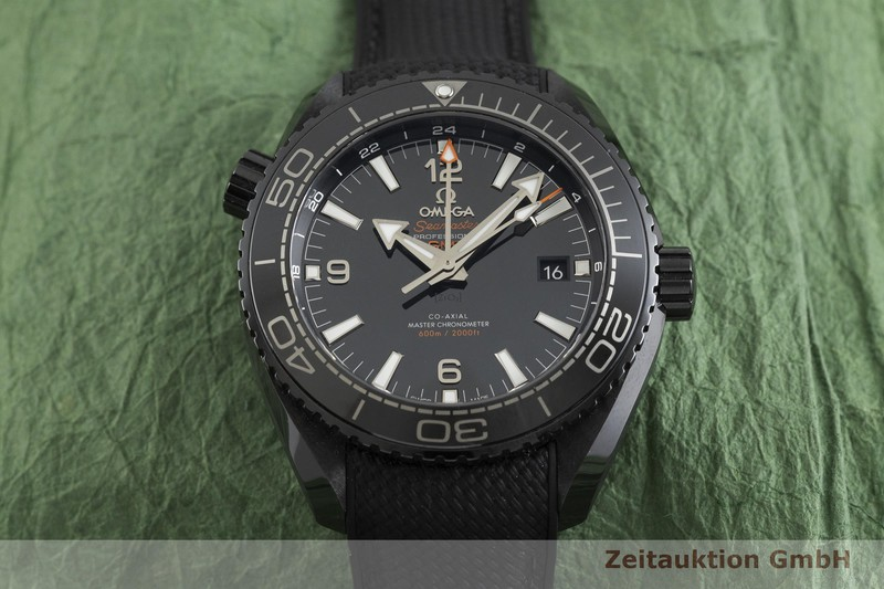 gebrauchte Luxusuhr Omega Seamaster Keramik Automatik Kal. 8906 Ref. 215.92.46.22.01.001  | 2001219 _1