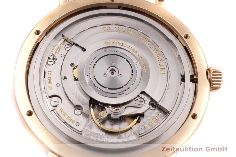 gebrauchte Luxusuhr IWC Portofino 18k Rotgold Automatik Kal. C.35111 Ref. I45810W7, 4581  | 2001230 _0