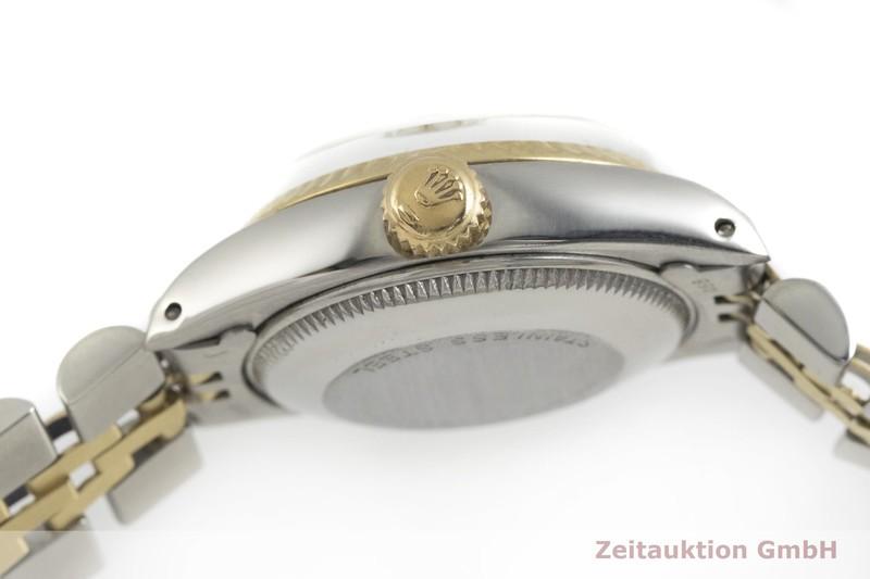 gebrauchte Luxusuhr Rolex Date Stahl / Gold Automatik Kal. 2030 Ref. 6917  | 2001232 _0