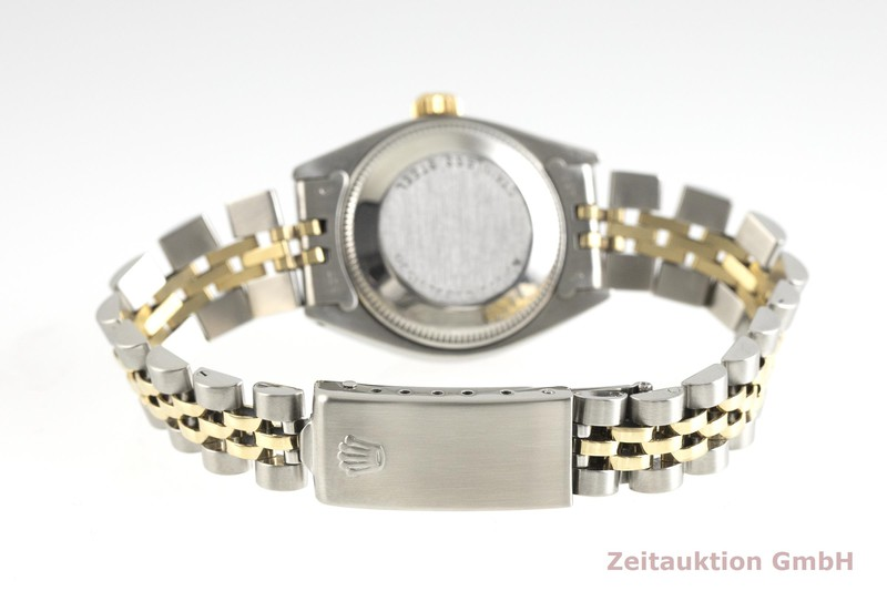 gebrauchte Luxusuhr Rolex Date Stahl / Gold Automatik Kal. 2030 Ref. 6917  | 2001232 _1