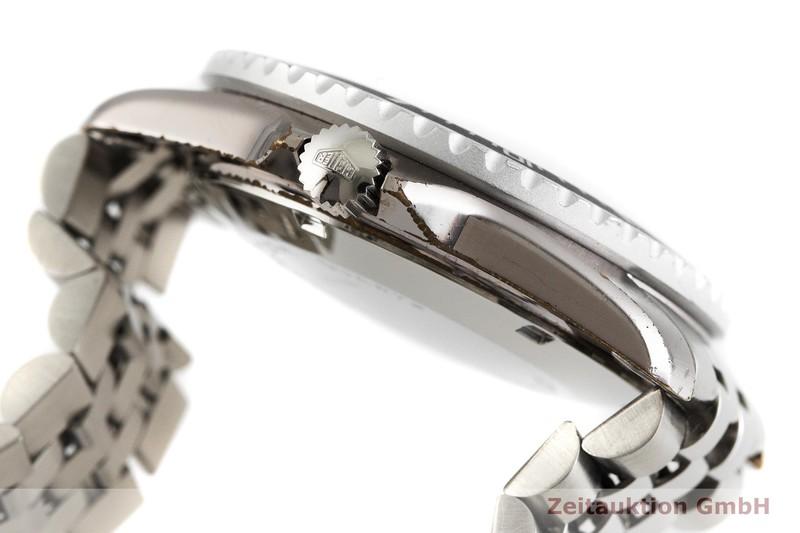 gebrauchte Luxusuhr Heuer Professional Messing verchromt Quarz Kal. 3.85, ETA 963.116 Ref. 980.033 VINTAGE  | 2001236 _0