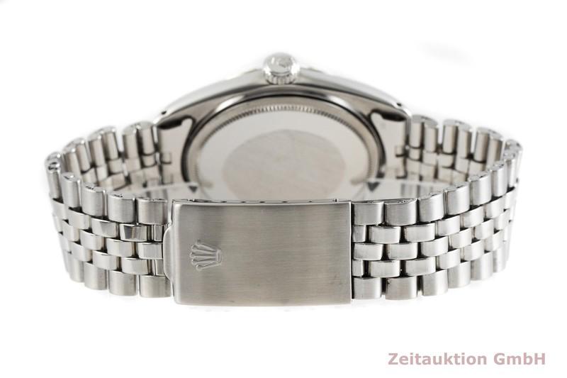 gebrauchte Luxusuhr Rolex Datejust Stahl / Weissgold Automatik Kal. 1570 Ref. 1601  | 2001257 _1