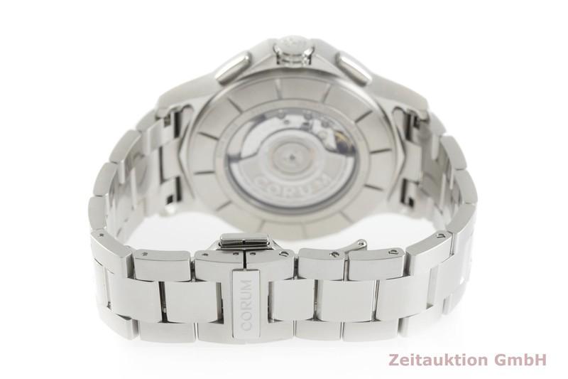 gebrauchte Luxusuhr Corum Admiral Chronograph Stahl Automatik Kal. ETA 2894-2 Ref. 01.0096, 98410120  | 2001272 _1