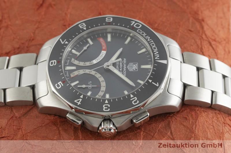 gebrauchte Luxusuhr Tag Heuer Aquaracer Chronograph Stahl Quarz Ref. CAF2110  | 2001277 _0