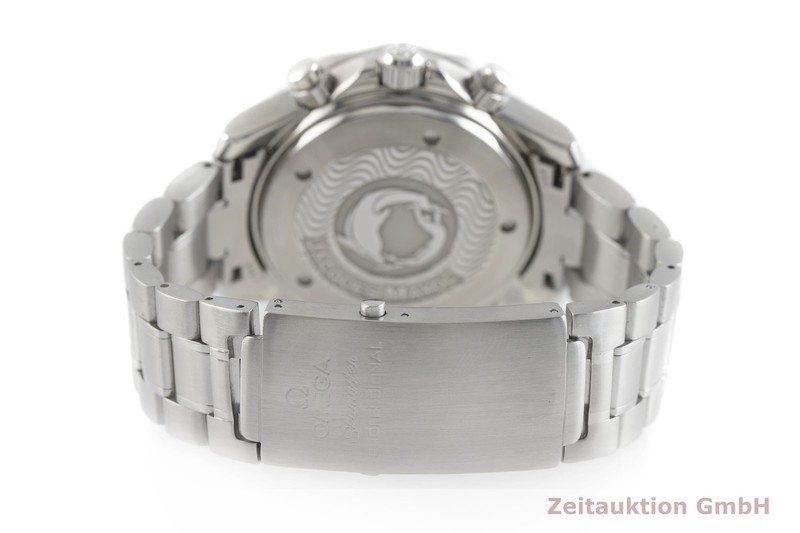 gebrauchte Luxusuhr Omega Seamaster Chronograph Stahl Automatik Kal. 3601 Ref. 175.0518  | 2001293 _1