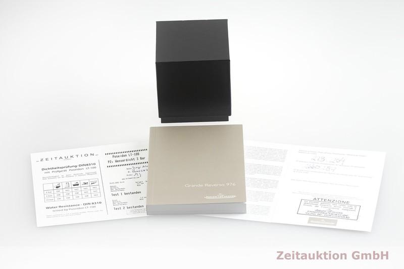 gebrauchte Luxusuhr Jaeger LeCoultre Reverso 18k Rotgold Handaufzug Kal. 976 Ref. 273.2.04  | 2001295 _0