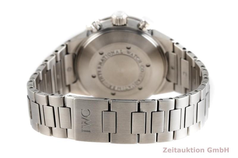 gebrauchte Luxusuhr IWC Aquatimer Chronograph Stahl Automatik Kal. C.79320 Ref. 3719  | 2001299 _1