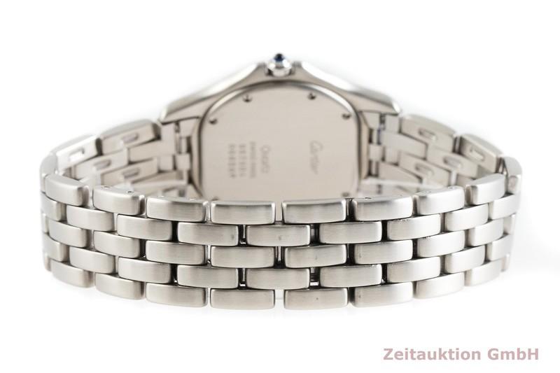 gebrauchte Luxusuhr Cartier Cougar Stahl Quarz Kal. 687 Ref. 987904  | 2001365 _0
