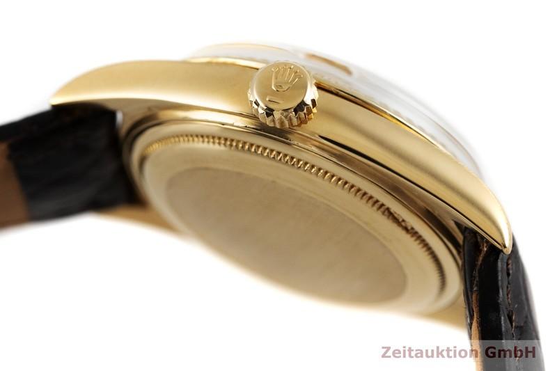 gebrauchte Luxusuhr Rolex Day-Date 18k Gold Automatik Kal. 1556 Ref. 6611B  | 2001370 _0