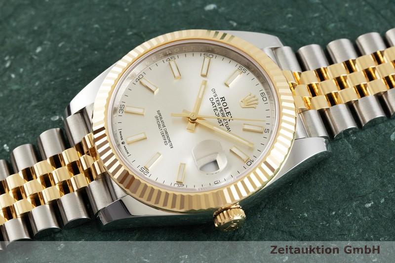 gebrauchte Luxusuhr Rolex Datejust Stahl / Gold Automatik Ref. 126333    2001373 _0
