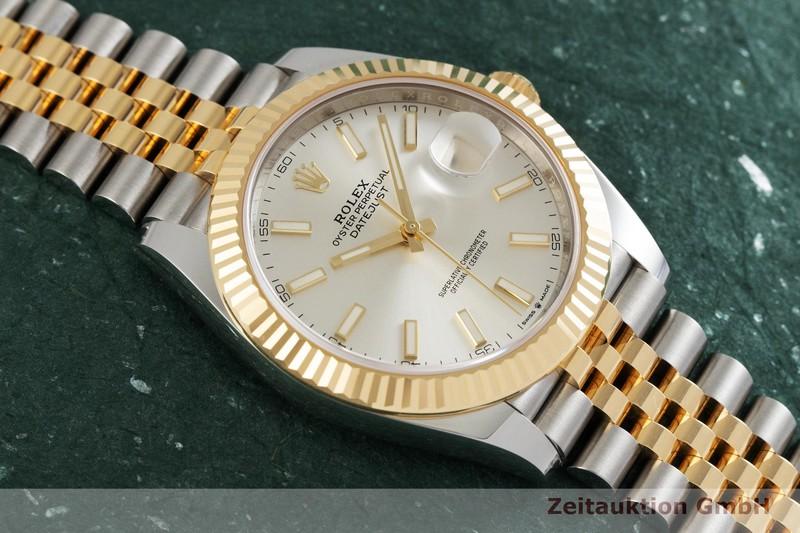gebrauchte Luxusuhr Rolex Datejust Stahl / Gold Automatik Ref. 126333    2001373 _1