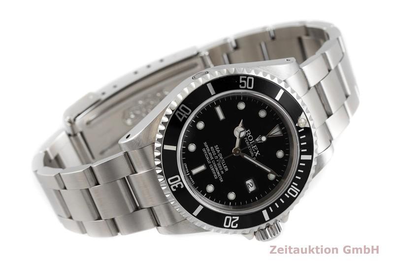 gebrauchte Luxusuhr Rolex Sea Dweller Stahl Automatik Kal. 3135 Ref. 16600  | 2001403 _0