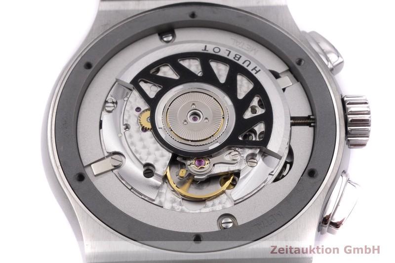 gebrauchte Luxusuhr Hublot Classic Fusion Chronograph Titan Automatik Kal. ETA 2892-A2 Ref. 541.NX.1171.LR  | 2001419 _0