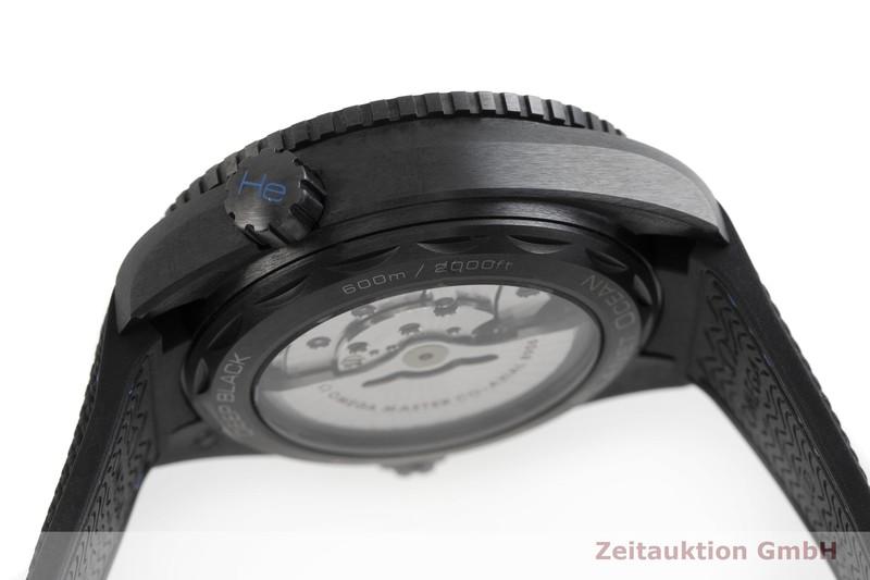 gebrauchte Luxusuhr Omega Seamaster Keramik Automatik Kal. 8906 Ref. 215.92.46.22.01.002  | 2001451 _0