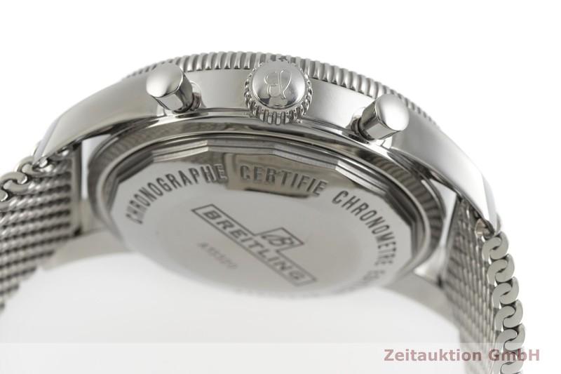 gebrauchte Luxusuhr Breitling Superocean Chronograph Chronograph Stahl Automatik Kal. B13, ETA 7750 Ref. A13320  | 2001455 _0