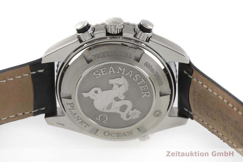 gebrauchte Luxusuhr Omega Seamaster Chronograph Stahl Automatik Kal. 3313 Ref. 178.1650  | 2001457 _0