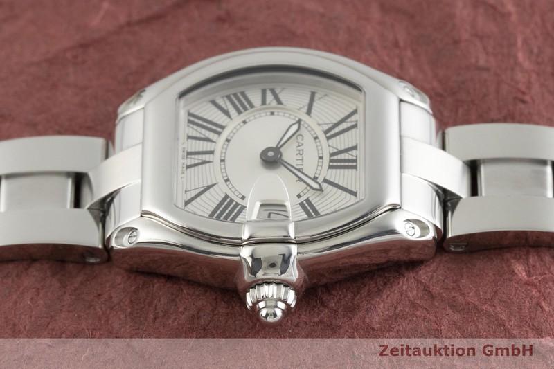 gebrauchte Luxusuhr Cartier Roadster Stahl Quarz Kal. 688 Ref. 2675  | 2001464 _0