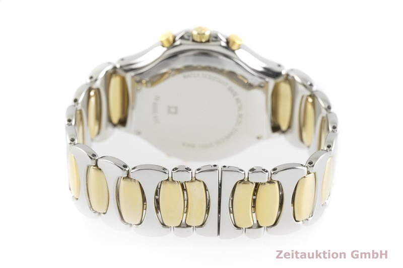 gebrauchte Luxusuhr Zenith Academy Chronograph Stahl vergoldet Automatik Kal. 410 Ref. 59.6000.410  | 2001465 _1