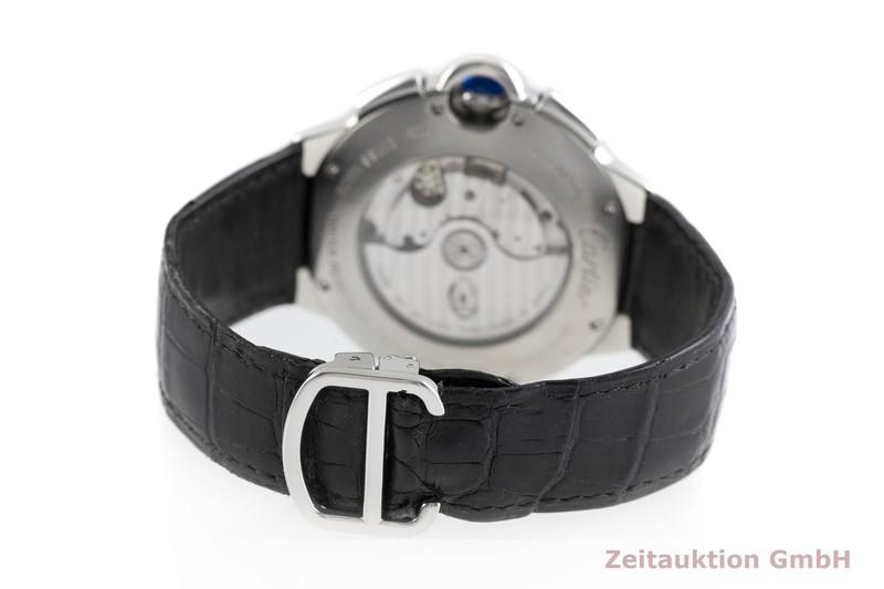 gebrauchte Luxusuhr Cartier Ballon Bleu de Cartier Chronograph Stahl Automatik Kal. 8101 Ref. 3109  | 2001479 _1
