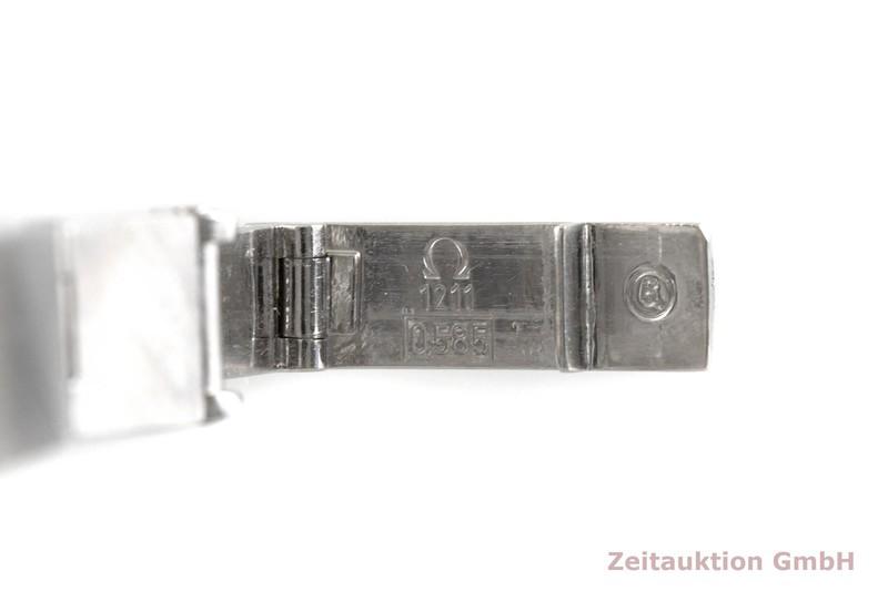 gebrauchte Luxusuhr Omega * 14k Weissgold Handaufzug Kal. 625 Ref. 7-4133 VINTAGE    2001485 _1
