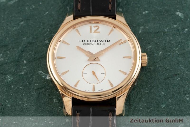 gebrauchte Luxusuhr Chopard L.U.C. 18k Rotgold Automatik Kal. 96.12-L Ref. 1968, 121968-5001    2001511 _1
