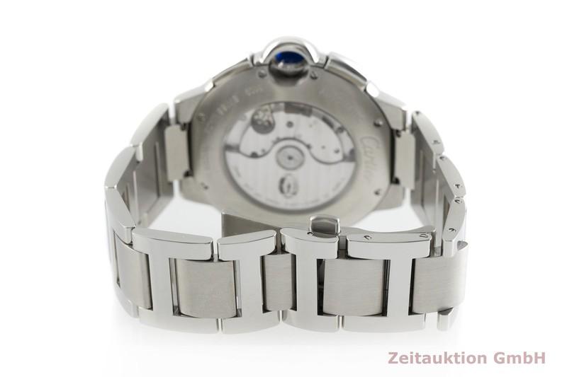 gebrauchte Luxusuhr Cartier Ballon Bleu de Cartier Chronograph Stahl Automatik Kal. 8101 Ref. 3109  | 2001513 _1