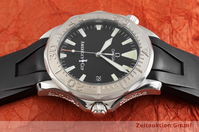 gebrauchte Luxusuhr Omega Seamaster Stahl Automatik Kal. 1120 Ref. 2533.50.00, 168.1617 LIMITED EDITION | 2001515 _0