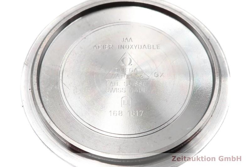 gebrauchte Luxusuhr Omega Seamaster Stahl Automatik Kal. 1120 Ref. 2533.50.00, 168.1617 LIMITED EDITION | 2001515 _1
