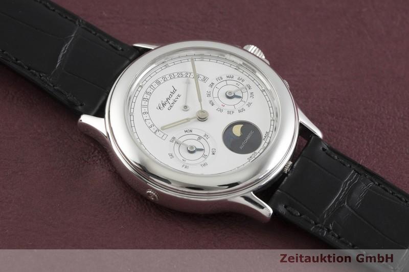 gebrauchte Luxusuhr Chopard Geneve 18k Weissgold Automatik Ref. 361165-1001  | 2001531 _1