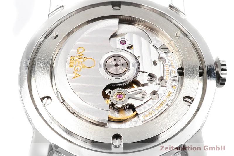 gebrauchte Luxusuhr Omega 1938 Stahl Automatik Kal. 2200 Ref. 167.2000 LIMITED EDITION   2001558 _0