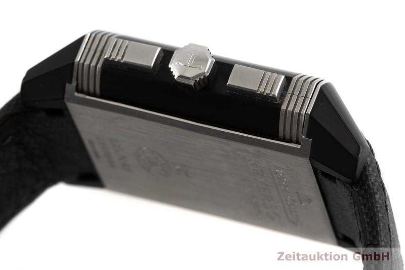 gebrauchte Luxusuhr Jaeger LeCoultre Reverso Chronograph Stahl Automatik Kal. 754 Ref. 230.N.45  | 2001561 _0