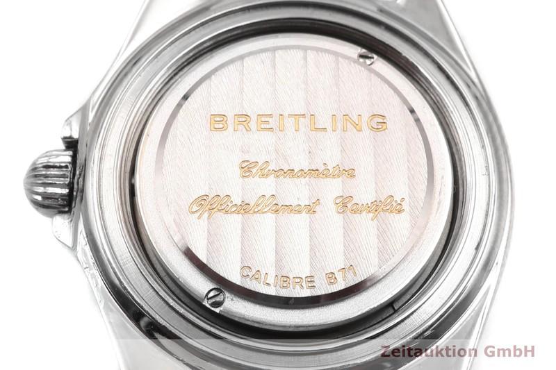 gebrauchte Luxusuhr Breitling Cockpit Stahl Quarz Kal. B71, ETA 956.652 Ref. A71365  | 2001582 _0