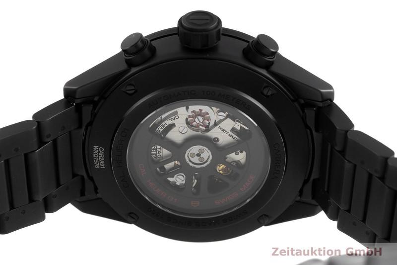 gebrauchte Luxusuhr Tag Heuer Carrera Chronograph Keramik Automatik Kal. 01 Ref. CAR2A91    2001583 _0