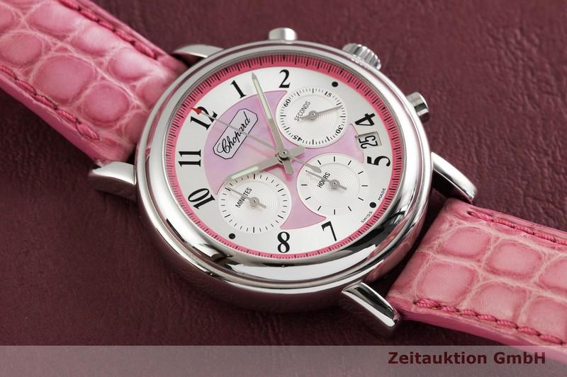 gebrauchte Luxusuhr Chopard Mille Miglia Chronograph Stahl Automatik Kal. ETA 2894-2 Ref. 8331 LIMITED EDITION | 2001586 _1