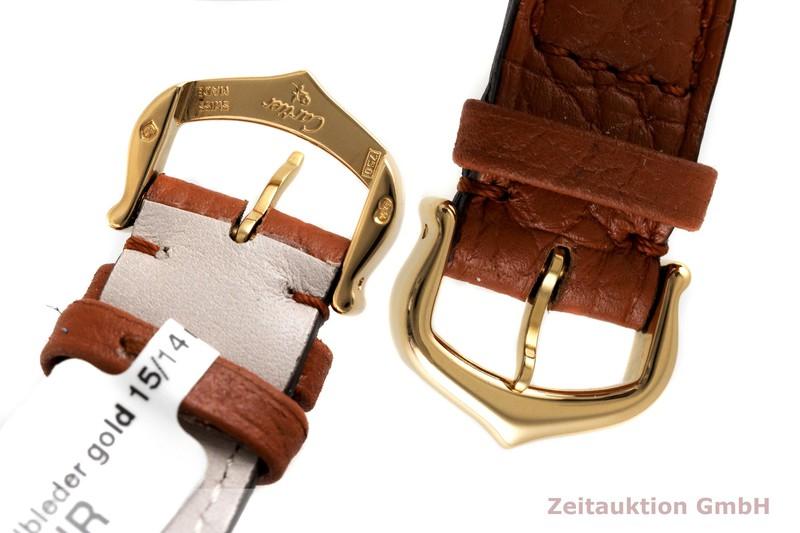gebrauchte Luxusuhr Cartier Tank Francaise 18k Gold Quarz Kal. 016, ETA 281.002 Ref. 1820  | 2001589 _1