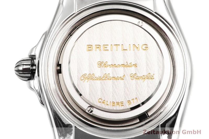 gebrauchte Luxusuhr Breitling Cockpit Stahl Quarz Kal. B71, ETA 956.652 Ref. A71356  | 2001595 _0