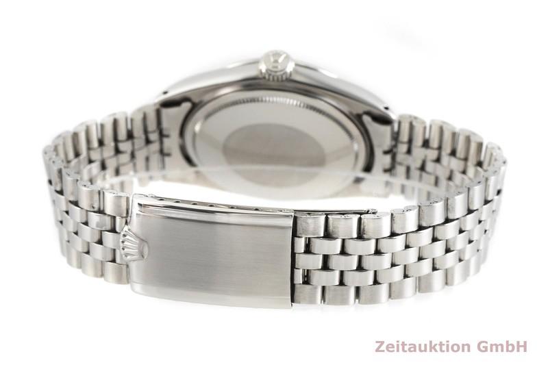 gebrauchte Luxusuhr Rolex Datejust Stahl Automatik Kal. 1570 Ref. 1603 VINTAGE  | 2001611 _1