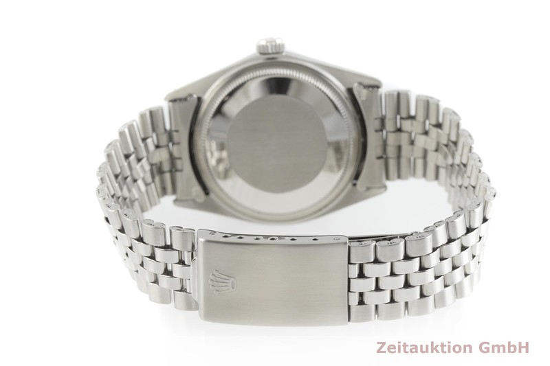gebrauchte Luxusuhr Rolex Datejust Stahl / Weissgold Automatik Kal. 1570 Ref. 1601 VINTAGE  | 2001612 _1