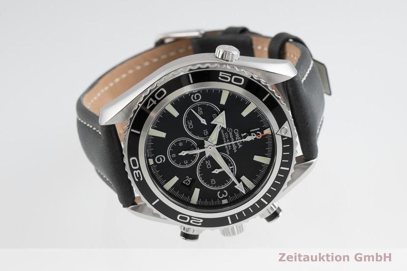 gebrauchte Luxusuhr Omega Seamaster Chronograph Stahl Automatik Kal. 3313 Ref. 178.1650, 22105000  | 2001616 _0