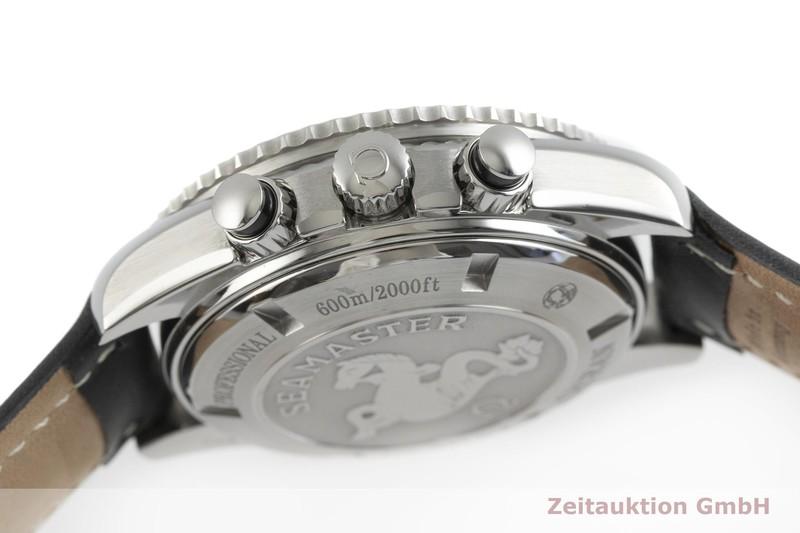 gebrauchte Luxusuhr Omega Seamaster Chronograph Stahl Automatik Kal. 3313 Ref. 178.1650, 22105000  | 2001616 _1